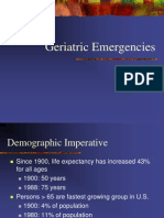 Geriatric Emergencies4108