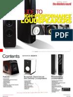 Loudspeakers 2013