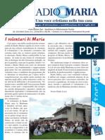 Radio Maria Giornalino Luglio 2013