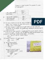 Chemistry STPM Experiment 10 Technique - Synthesis (Second Term)
