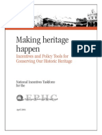 Heritage Policy Tools