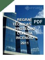 REGRA TÉCNICA SCI 001 11 SYGMA