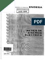 Redes de Energía Eléctrica Tomo 1 - ENDESA