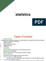 Statistics & Molecular MRCP1