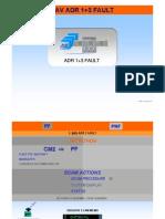 A320-Dual ADR Fault