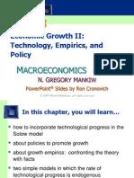 Macroeconomics - Mankew - Chapter 8 - Economic Growth (2)