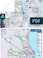 Rta System map Chicago