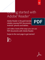 Getting Started With Adobe Reader