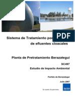 1 EIA021 Sistema de Tratamiento Por Dilucion Berazategui 1