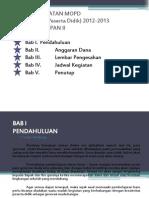 Proposal Bahasa Indonesia
