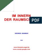 George Adamski - Im Inneren Der Raumschiffe