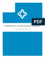 Fortress Investment Group 2008 Annual Report