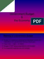 Budget & Economy .2