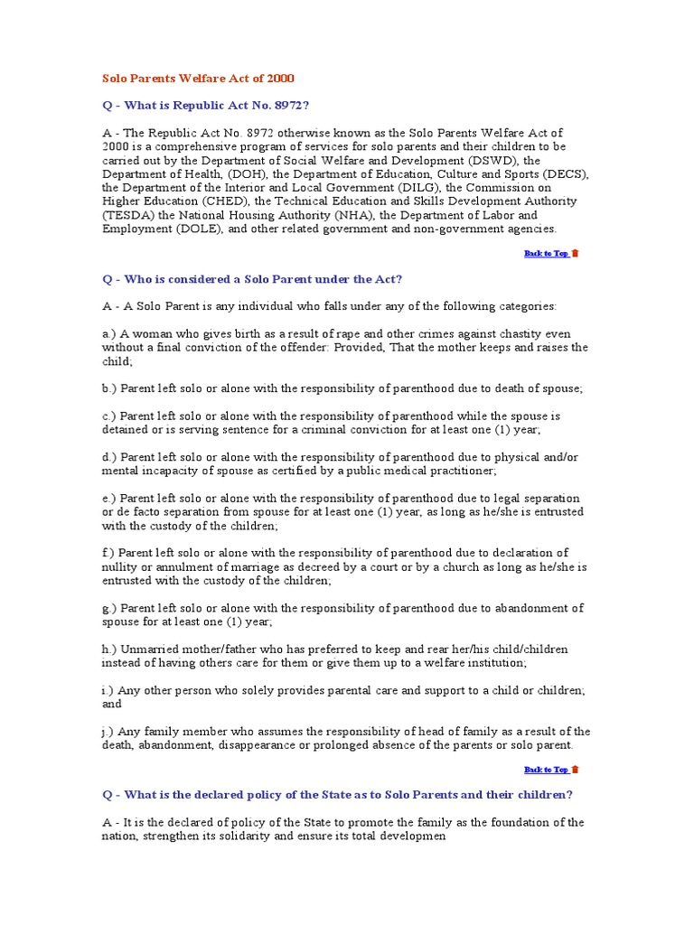 Affidavit solo parent parenting relationships parenting altavistaventures Image collections