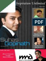 IUeMag June 2013 Edition
