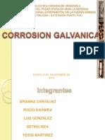 Diapositivas de Corrosion Galvanicas (1)