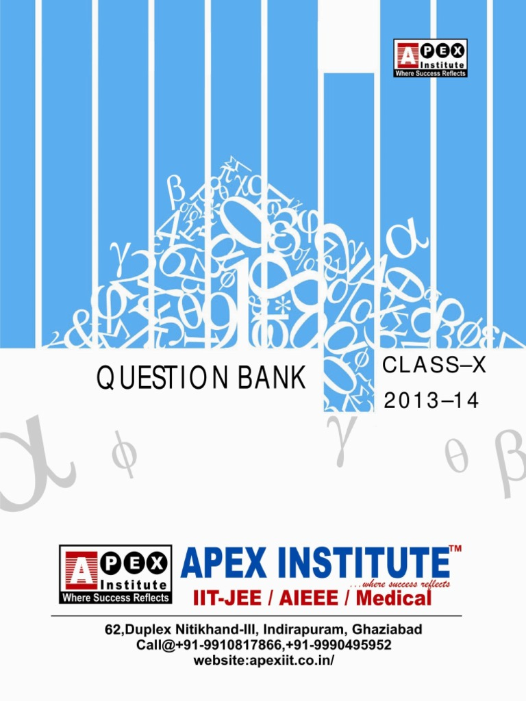 Mathematics question bank class x for summative assessment ii 2014 mathematics question bank class x for summative assessment ii 2014 fraction mathematics rectangle fandeluxe Choice Image