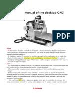 Cnc 6040 User Manual