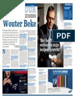 Vragenuur HNB Wouter Beke