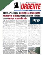 Apeoesp Urgente 5313