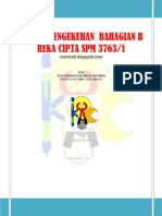 Modul Pengukuhan RC3763 Bahagian B