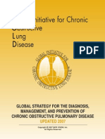 GOLD Guideline - Global Strategy for Diagnosis, Management and Prevention for COPD - 2007