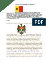 Simbolurile Nationale Ale Republicii Moldova