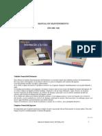 BioSystems BTS-330,310 Analyzer - Maintenance Manual (Es)