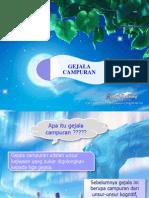 Untuk Presentasi Psikologi GEJALA CAMPURAN