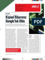 Itibar yonetimi ... Online Reputation an article about Atif UNALDI