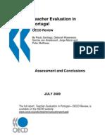 Teacher Evaluation in Portugal