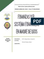 Finanzas y El Sistema Financiero