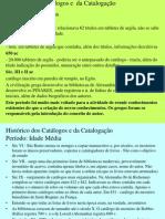 Historia Catalogos Catalogacao
