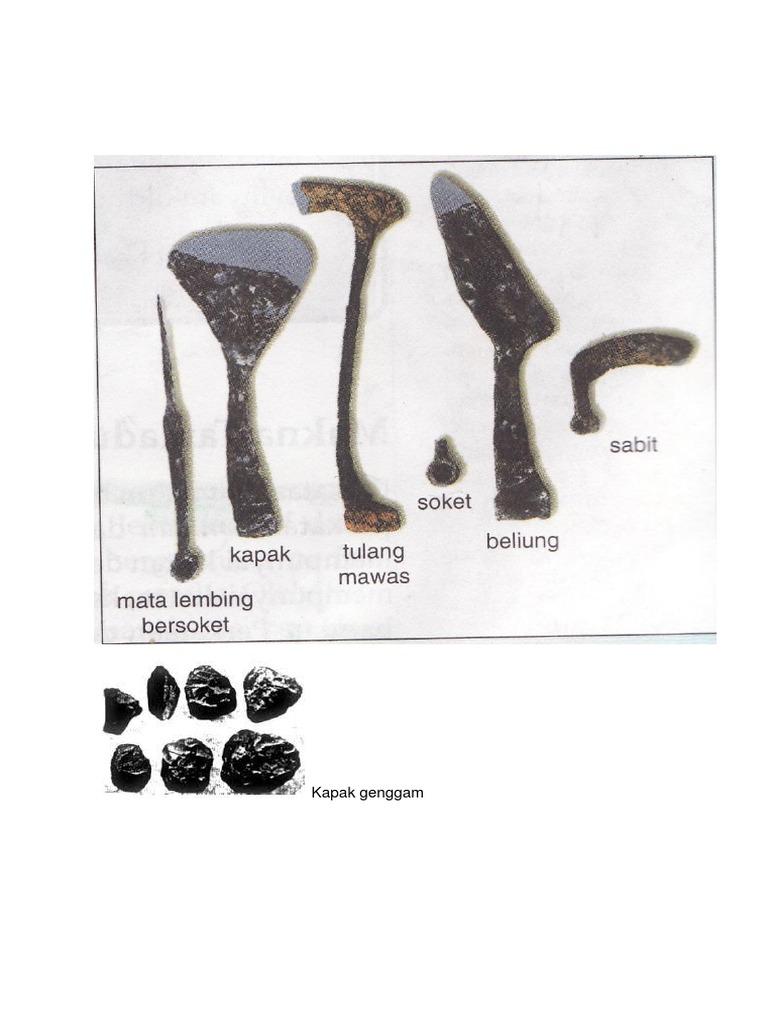 Materi Tugas Singkat Alat Alat Yang Digunakan Pada Zaman Logam