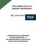 Vision+Critica+de+Las+Rutas+de+Aprendizaje Matematica
