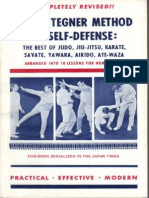 Bruce Tegner Method of Self-Defense