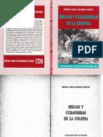 Cuetos, Maria Luisa Laviana- Brujas y curanderas de la colonia. Colección Todo Es Historia.