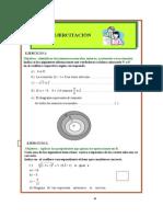 Modulos para ingenieros 1. - Números reales 6. Ejercicios