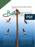Biodiversitas - Voladores (Totonacas)