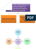 Factors That Contributed to the Development of Accounting