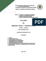MH0453 Medicina Fisica