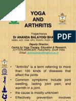 Yoga and Arthritis