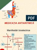 Curs 8- Partea II -Medicatia Antiaritmica