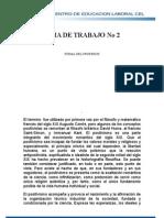 FILOSOFIA CICLO VI  2