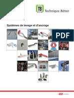 Technique-Beton Systemes de Levage Et d Ancrage 2012