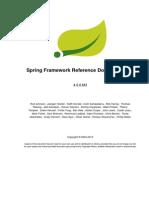Spring Framework Reference 4.0