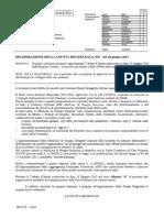 Regione Veneto. Deliberazione n 953 Del 18.06.2013