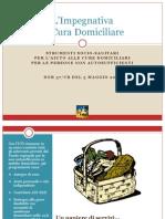 Regione Veneto. L'impegnativa di cura domiciliare (DGR 37/CR 3 maggio 2013)