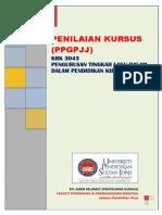 Kerja Kursus Pengurusan Tingkah Laku PDF