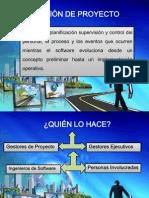 GESTIÓN DE PROYECTO